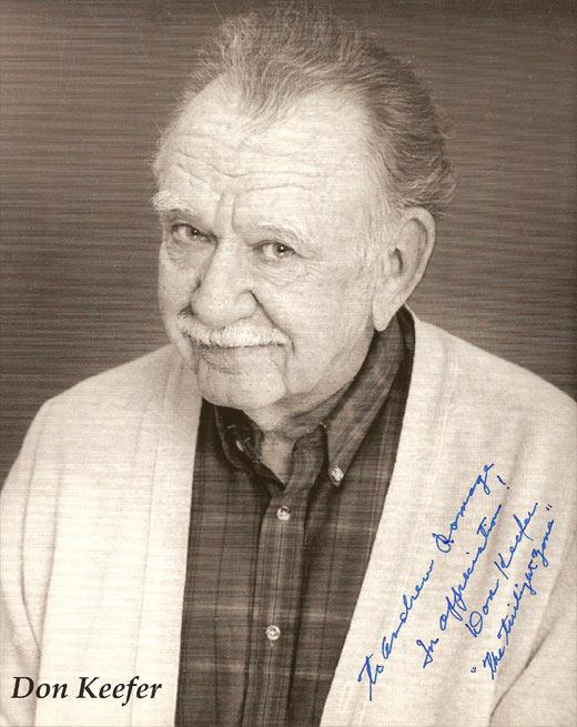 don keefer obituary