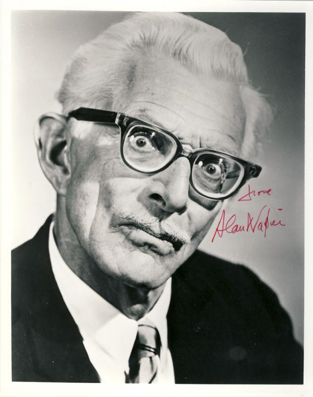 alan napier batman
